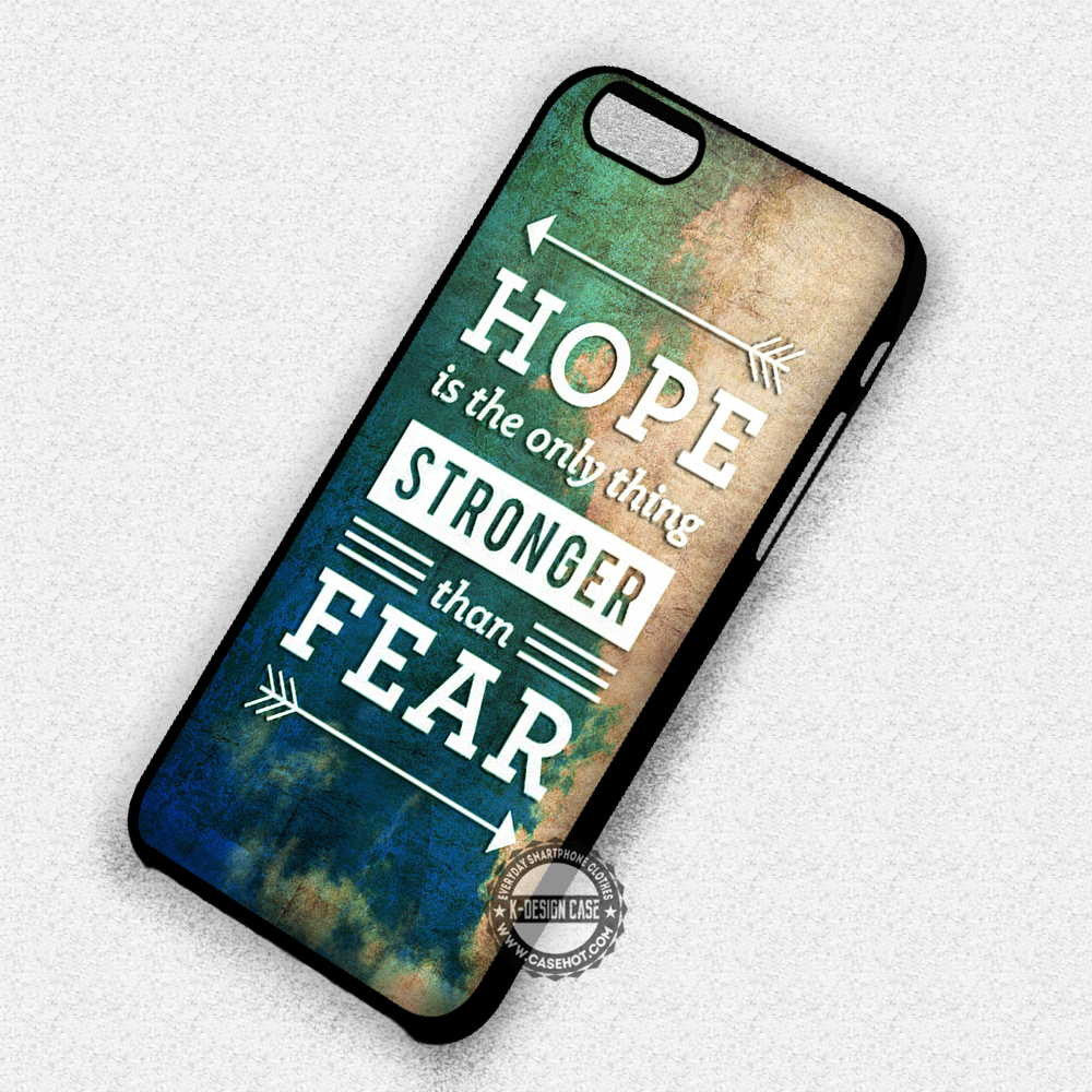 another chance c0f51 8d15c Hunger Games Hope - iPhone 7 6 5 SE Cases & Covers