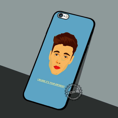 Birthday Justin Bieber Iphone 7 6 5 Se Cases Covers