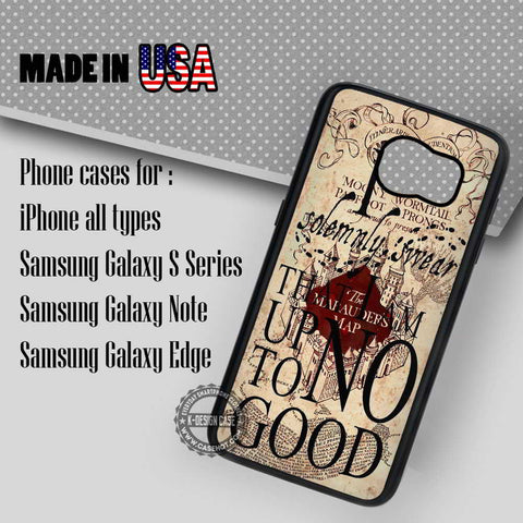Harry Potter Vintage Quotes - Samsung Galaxy S7 S6 S5 Note 5 Cases & Covers