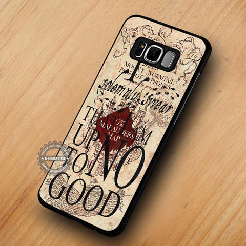 I Solemnly Swear Harry Potter Marauders Map - Samsung Galaxy S8 Case