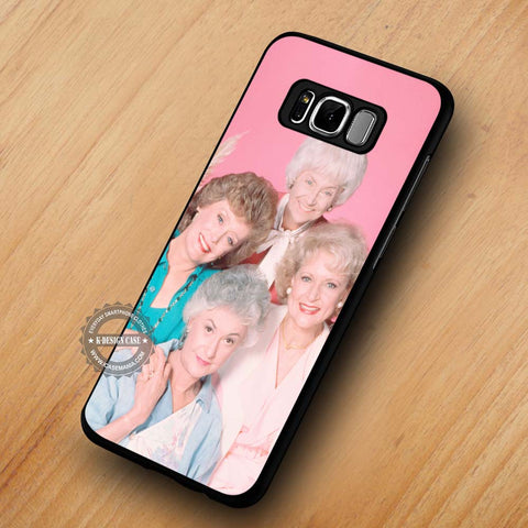 I'd Rather Be Watching The Golden Girls Gift - Samsung Galaxy S8 Case