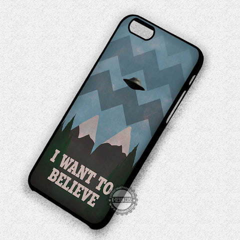 Twin Peaks Mash Up - iPhone 7 6 5 SE Cases & Covers