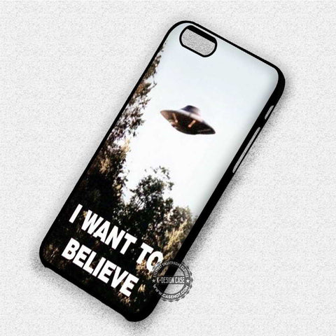 X-files Poster Alienst - iPhone 7 6 Plus 5c 5s SE Cases & Covers