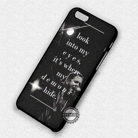 Imagine Dragons Lyric - iPhone 7 6 Plus 5c 5s SE Cases & Covers