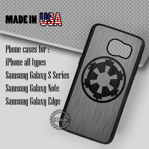 Logo Steel Inspired - Samsung Galaxy S7 S6 S5 Note 5 Cases & Covers