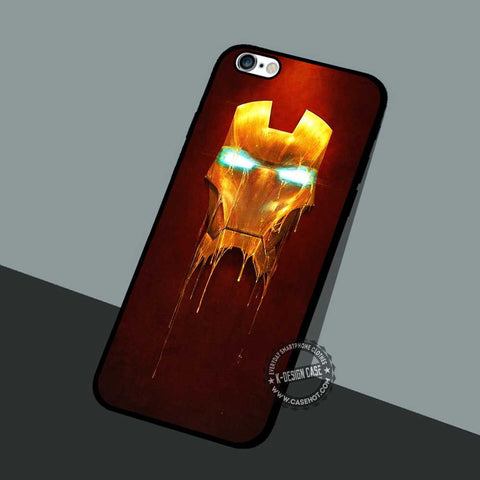 Iron Man Mask - iPhone 7 6 SE Cases & Covers