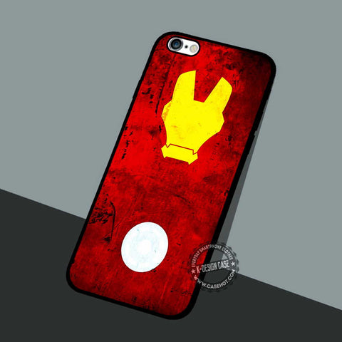 Ironman Wallpaper - iPhone 7 6 5 SE Cases & Covers