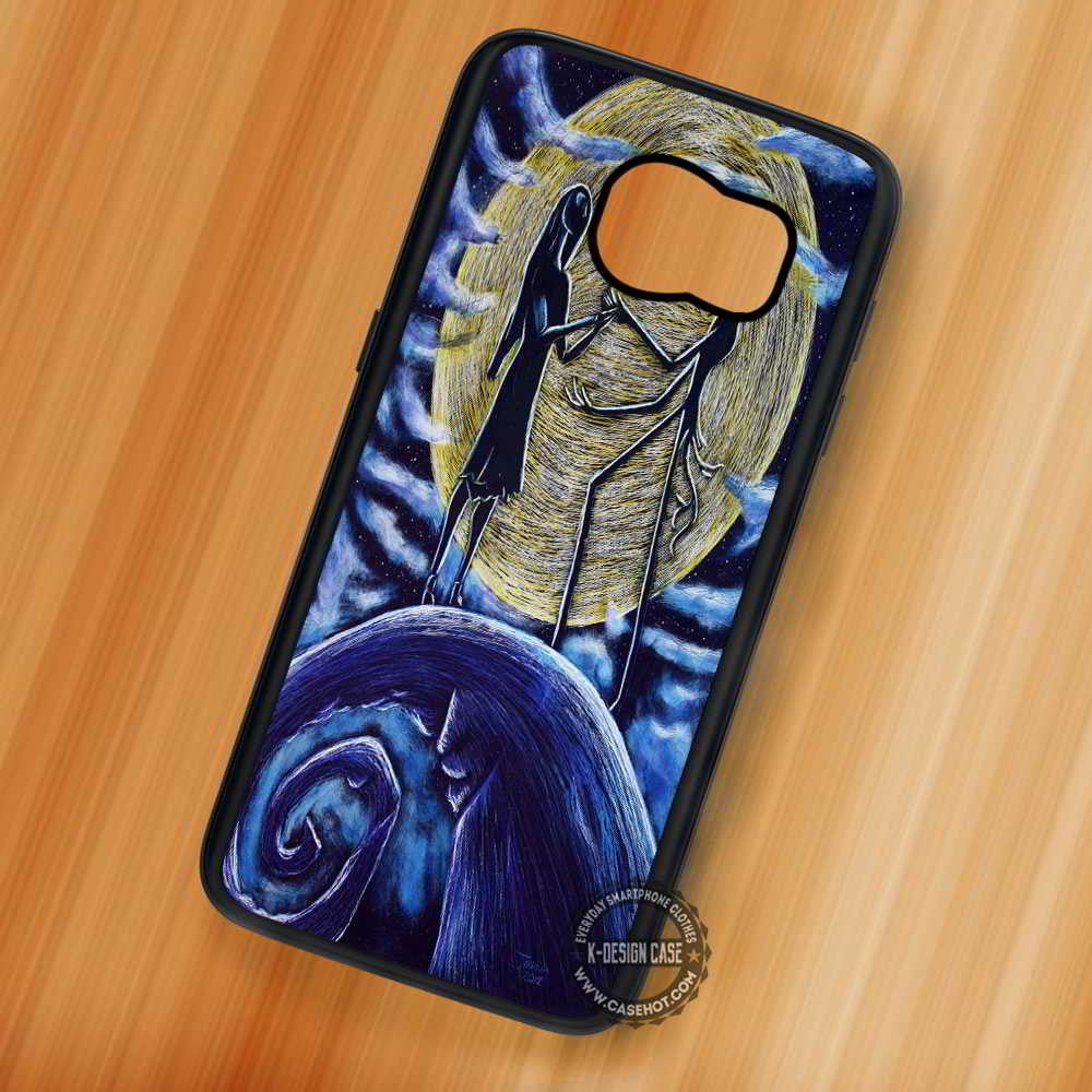 Jack Sally Starry Night - Samsung Galaxy S7 S6 S5 Note 7 Cases ...