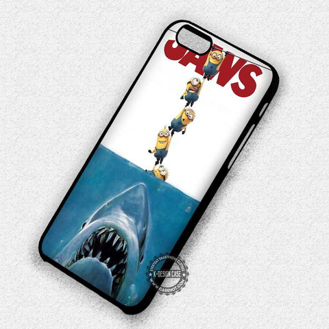 Jaws Minnion Despicable Me - iPhone 7 6 Plus 5c 5s SE Cases & Covers