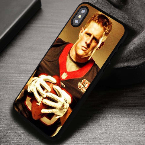 Jj Watt Houston Texans - iPhone X Case