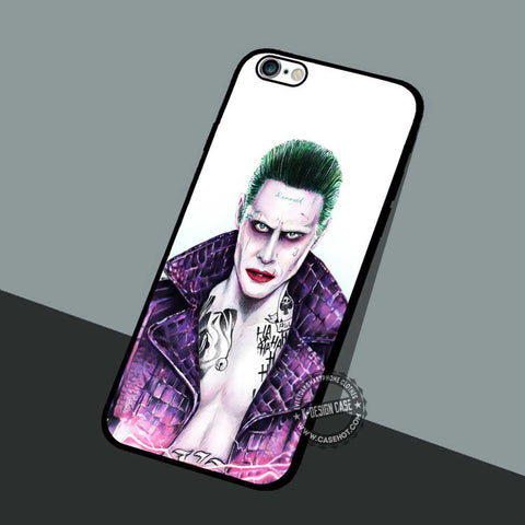 Joker Deadshot Movie - iPhone 6 5 Cases & Covers