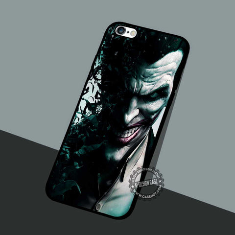 Joker Green Color - iPhone 7 6 5 SE Cases & Covers