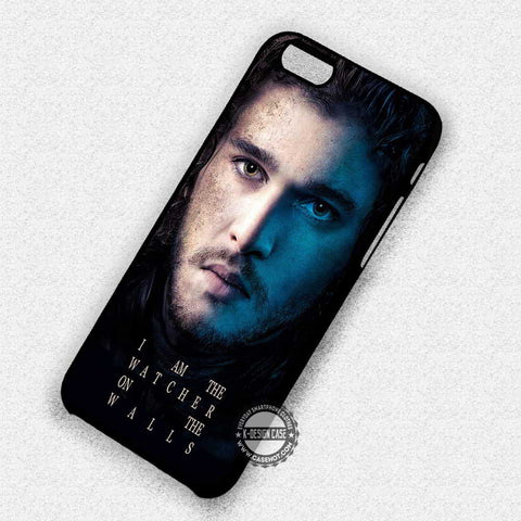 Jon Snow House Stark - iPhone 7 6 Plus 5c 5s SE Cases & Covers