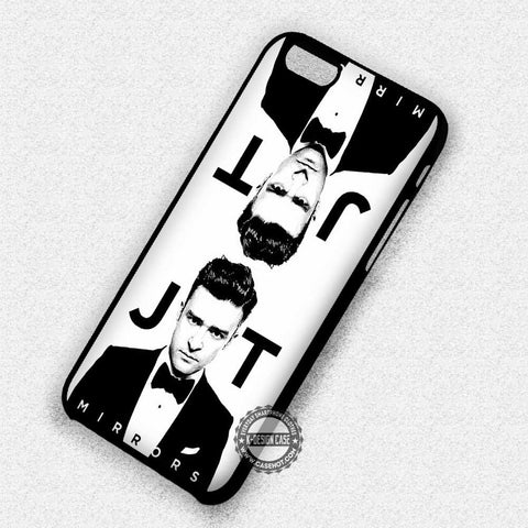 Justin Timberlake Mirrors - iPhone 7 6 Plus 5c 5s SE Cases & Covers