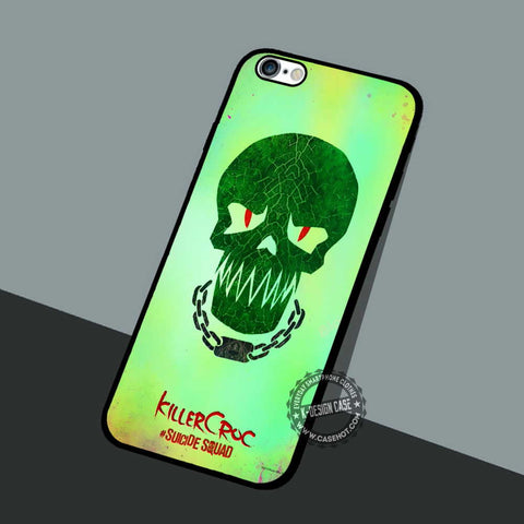 Killer Croc Movie - iPhone 7 6 5 SE Cases & Covers