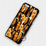 Kim Kardashian Crying Collage - iPhone 7 6 5 SE Cases & Covers
