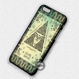 Kingdom of Hyrule - iPhone 7 6 5c 5s SE Cases & Covers
