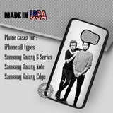 Harry Styles Louis Tomlinson - Samsung Galaxy S7 S6 S5 Note 5 Cases & Covers