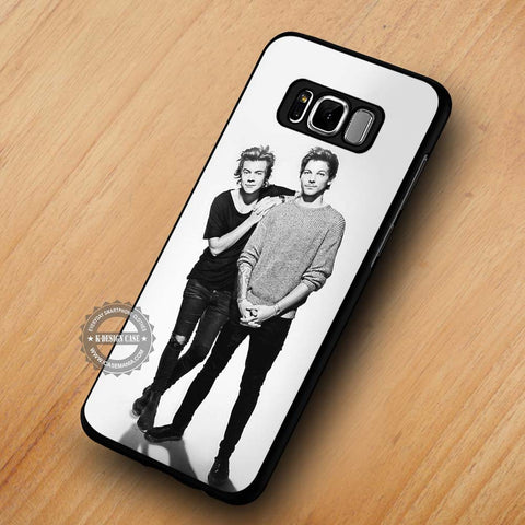 Larry Harry Styles Louis Tomlinson - Samsung Galaxy S8 Case