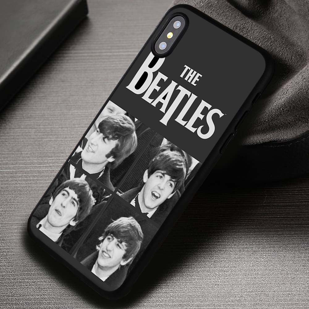 low priced f75de 46b57 Legend Band The Beatles - iPhone X 8+ 7 6s SE Cases & Covers #iPhoneX