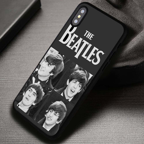 Legend Band The Beatles - iPhone X Case