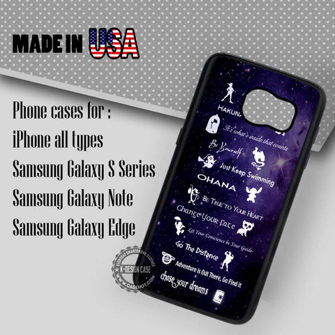 Lessons Learned Mash Up with Galaxy - Samsung Galaxy S7 S6 S5 Note 5 Cases & Covers