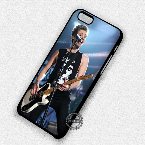 Live Concert Luke Hemmings - iPhone 7 6 Plus 5c 5s SE Cases & Covers