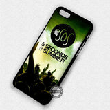 Logo Live Luke 5sos - iPhone 7 6 Plus 5c 5s SE Cases & Covers