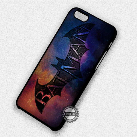 Logo Nebula Batman - iPhone 7 6 Plus 5c 5s SE Cases & Covers