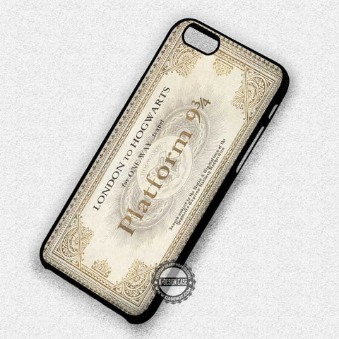 London to Hogwarts - iPhone 7 6 Plus 5c 5s SE Cases & Covers
