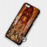Lord Sauron Stained Glass - iPhone 7 6 Plus 5c 5s SE Cases & Covers