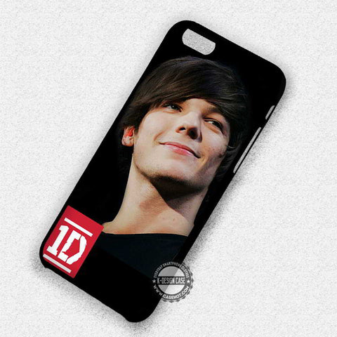 Louis Tomlinson One Direction - iPhone 7 6 Plus 5c 5s SE Cases & Covers