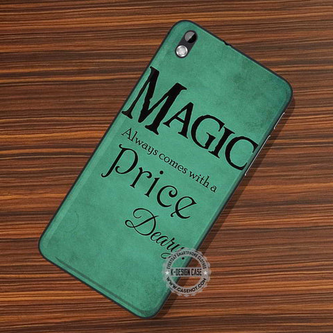 Magic Always Comes - LG Nexus Sony HTC Phone Cases and Covers