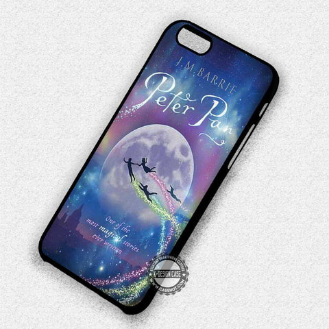 Magical Stories Peter Pan - iPhone X 8+ 7 6s SE Cases & Covers