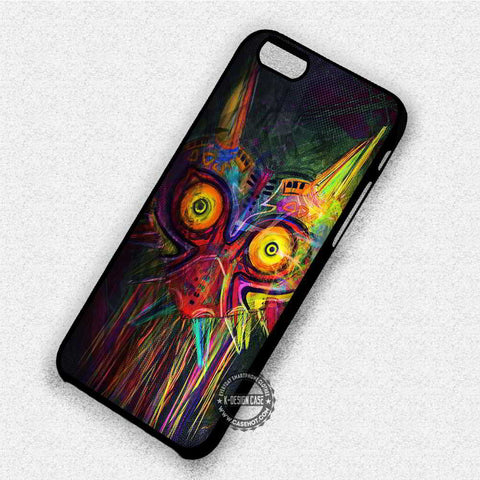 Majora Mask The Legend of Zelda - iPhone X 8+ 7 6s SE Cases & Covers