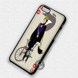 Maleficent and Grimhilde Card - iPhone X 8+ 7 6s SE Cases & Covers