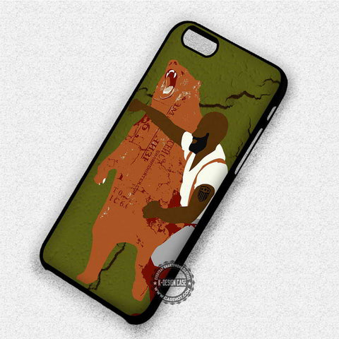 Grizzly Bear Funny - iPhone 7 6 Plus 5c 5s SE Cases & Covers