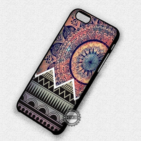 Tribal Pattern Galaxy - iPhone 7 Plus 6S 5 SE Cases & Covers