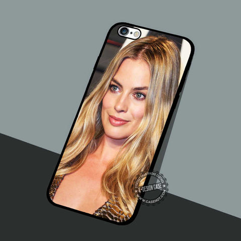 Margot Robbie Oscar - iPhone 7 6 5 SE Cases & Covers