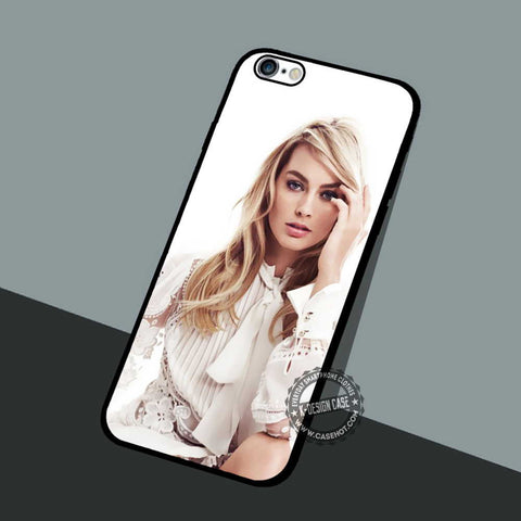 Margot Robbie Belleza - iPhone 7 6 5 SE Cases & Covers