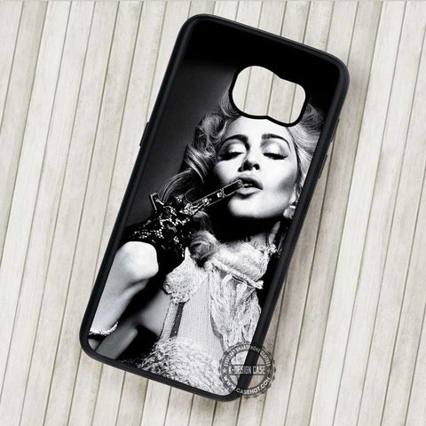 Marilyn Monroe Beautiful Retro Vintage - Samsung Galaxy S7 S6 S5 Note 7 Cases & Covers