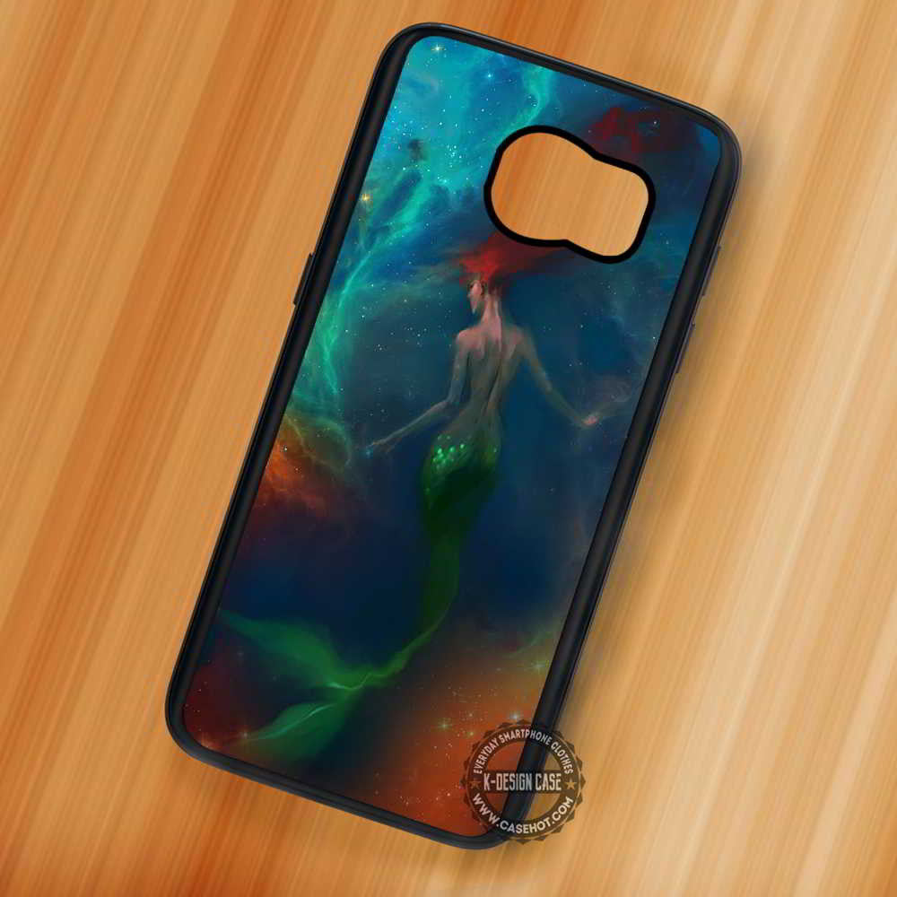 online store 20016 14f06 Ariel Mermaid Disney - Samsung Galaxy S7 S6 S5 Note 5 Cases & Covers
