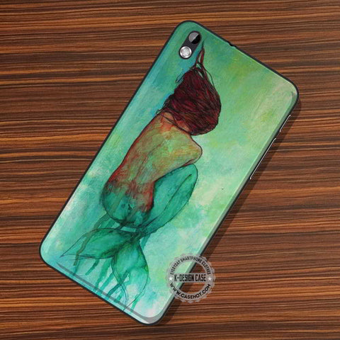 Mermaids Painting Art - LG Nexus Sony HTC Phone Cases and Covers