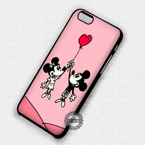 Mouse Love Disney - iPhone 7 6 Plus 5c 5s SE Cases & Covers