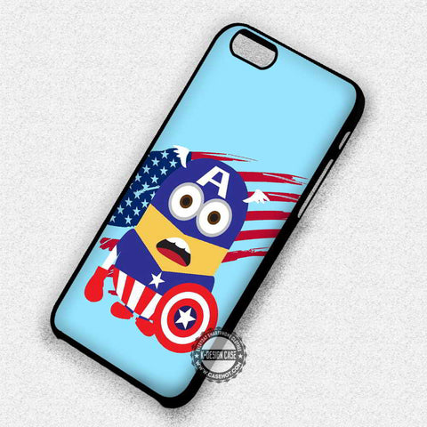 Mini Cute Hero - iPhone 7 6 Plus 5c 5s SE Cases & Covers