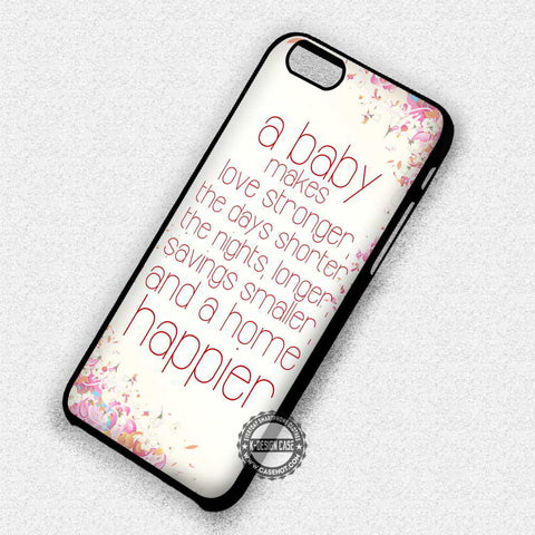 Mom's Quote Mother day - iPhone 7 6 Plus 5c 5s SE Cases & Covers