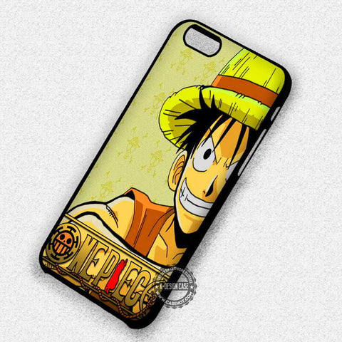 Monkey D Luffy One Piece - iPhone 7+ 6S 5 SE Cases & Covers