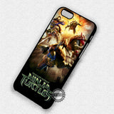 Movie Poster Ninja Turtles - iPhone 7 Plus 6 SE 5 Cases & Covers