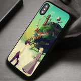 Moving Castle Howl's  - iPhone X Case