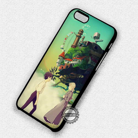 Howl's Moving Castle - iPhone 7 6 Plus 5c 5s SE Cases & Covers